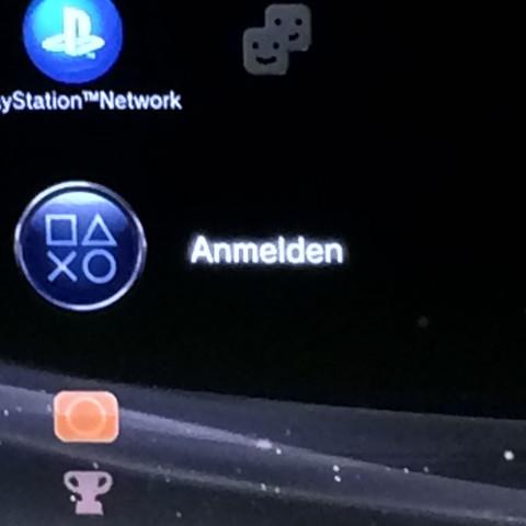 das steht unter playstation network  - (PS3, online, Fernseher)