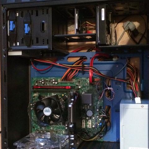 Neues Gehäuse - (Computer, PC, Software)