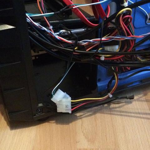 Anschluss für die Lüftung - (Computer, PC, Software)