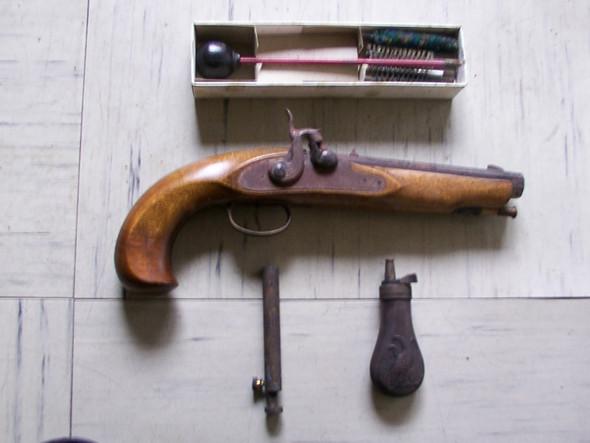 123 - (Waffen, melden, Vorderlader)