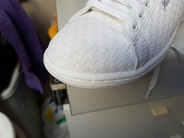 Schuh - (Schuhe, Haushalt, Flecken)