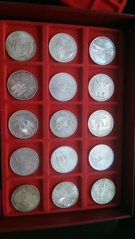 Deutsche Mark ? - (Muenzen, Deutsche-Mark, Sammlermünze)