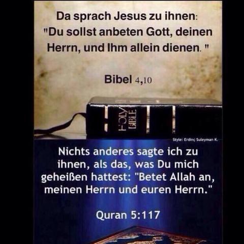 Bibel/Koran - (Christentum, Bibel, Jesus)