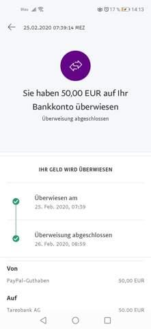 Geld Von Paypal ZurГјckholen
