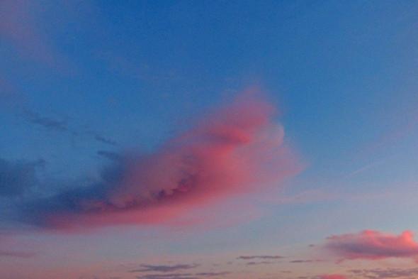 Wind - Wolken - (Wind, Wolken, Meteorologie)