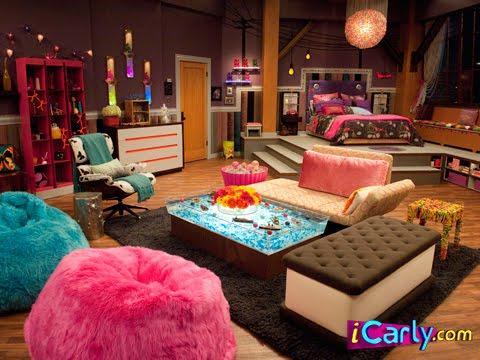 ich h tte gerne ein zimmer wie von icarly wie kann ich das so machen gestaltung. Black Bedroom Furniture Sets. Home Design Ideas
