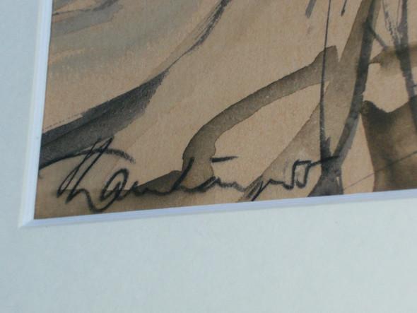 Signatur - (Kunst, Maler, Malerei)