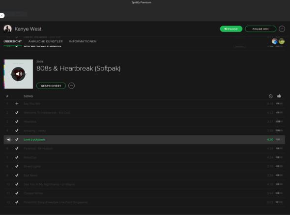 Da seht ihr es ^^ - (Lied, Fehler, Spotify)