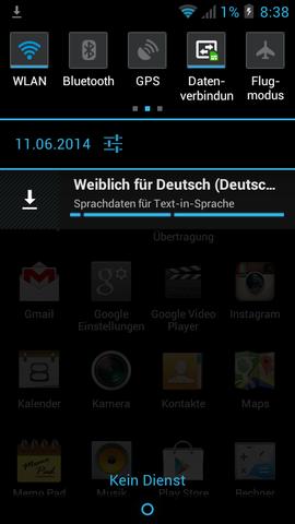 weiblich für deutsch download stoppen
