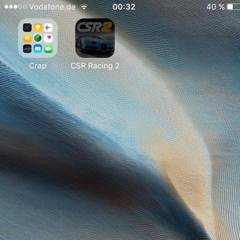 Die rechte App ist es - (iPhone, Apple, iTunes)