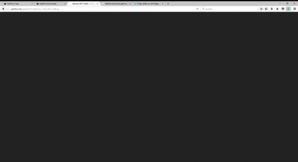 Hier das Bild - (Minecraft, Firefox, optifine)