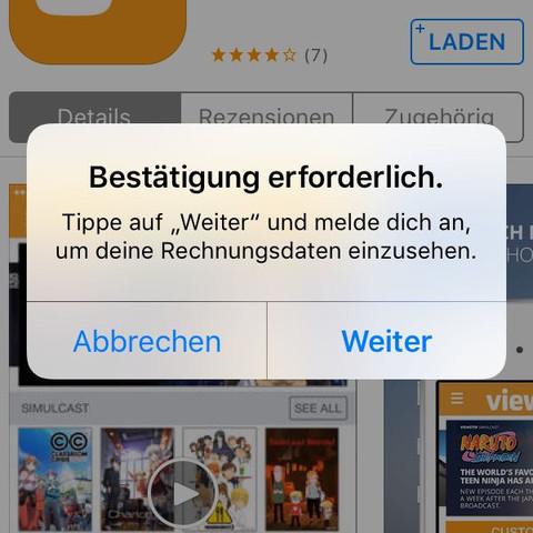 Iphone Kann Keine Apps Installieren