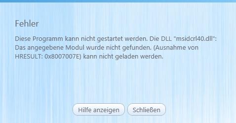 "Fehlermeldung ""Games for Windows - Live"" - (Star Wars, Clone Wars, Games for Windows)"