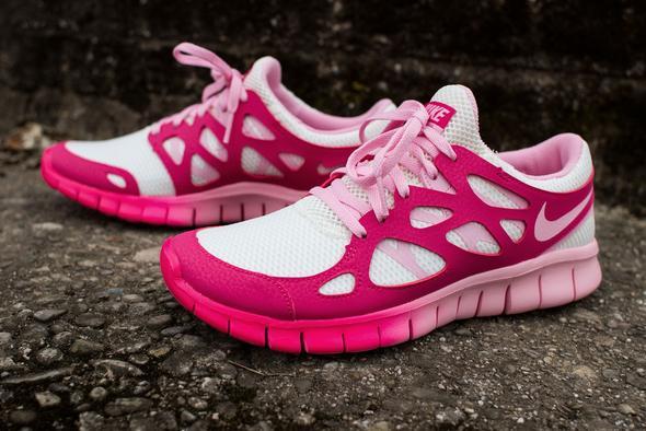 Nike Free 2.0 Pink - (Schuhe, Nike, free)