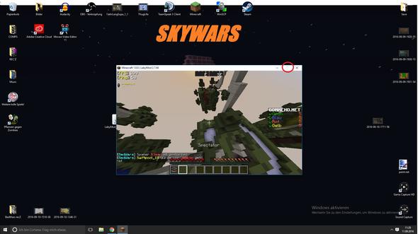 Ich Kann Minecraft Nicht Mehr Im Vollbild Spielen Warum - Minecraft kann nicht spielen