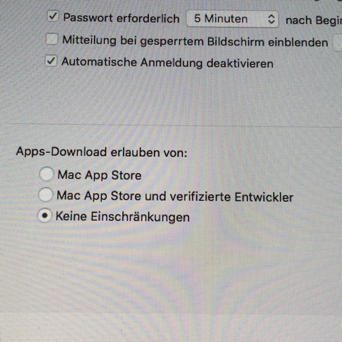 Bild 1 - (Computer, Apple, Programm)