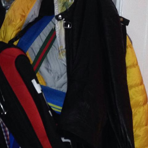Die Lederjacke  - (Hose, Fashion, Styling)