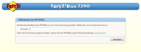 So war es immer - (Computer, Netzwerk, Fritz Box)