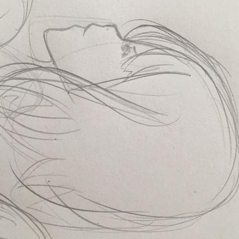 Ich Kriege Beim Zeichnung Die Haare Nicht Hin Anime Manga