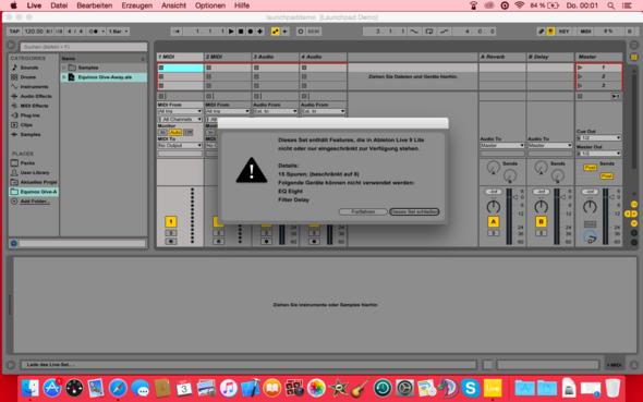 Der Error - (Musik, DJ, Ableton)