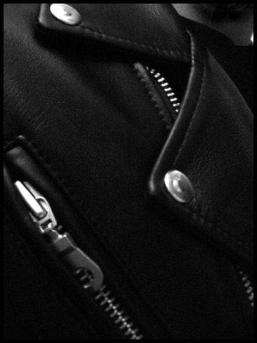 Meine Lederjacke - (Lederjacke, Lederjeans)