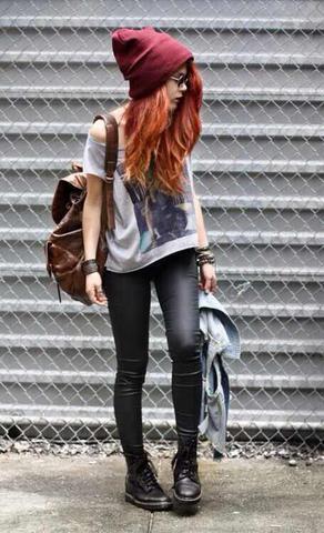 Grunge3 - (Mädchen, Style, Veränderung)