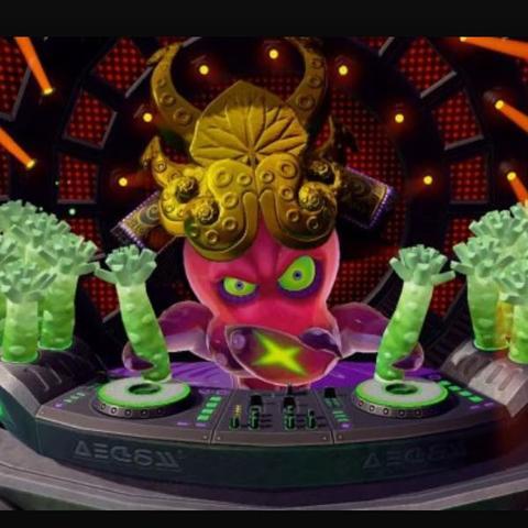 Der finale Boss DJ Oktavio - (Umfrage, Splatoon, Story Modus)