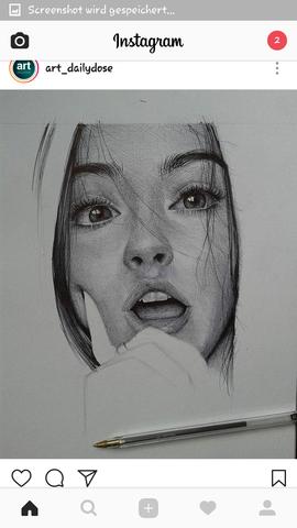 Das Bild - (Kunst, zeichnen)
