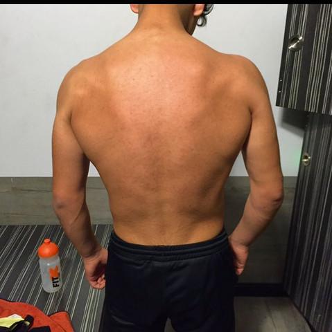 Rücken - (Fitness, Rücken, Bizeps)