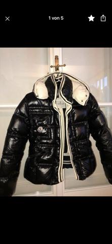 Ich möchte eine Moncler Jacke kaufen bei Ebay, ist diese Original?