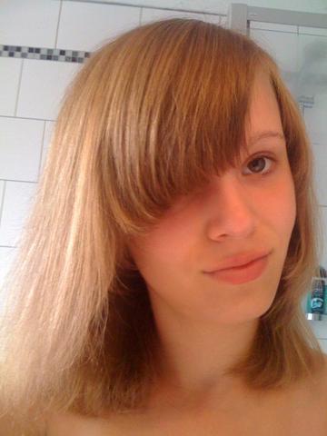 ich :) - (Gesundheit, Mädchen, Haare)