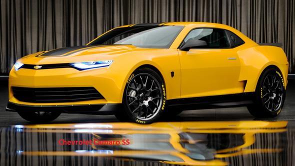 Chevrolet Camaro SS 2016 - (Auto, Aussehen, Sportwagen)