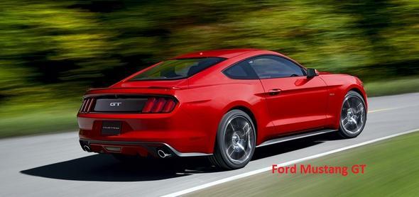 Ford Mustang GT - (Auto, Aussehen, Sportwagen)