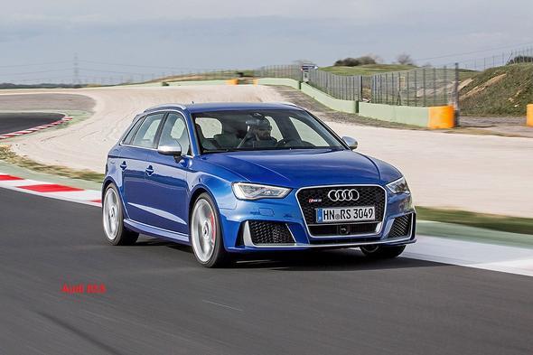 Audi RS3 2015 - (Auto, Aussehen, Sportwagen)
