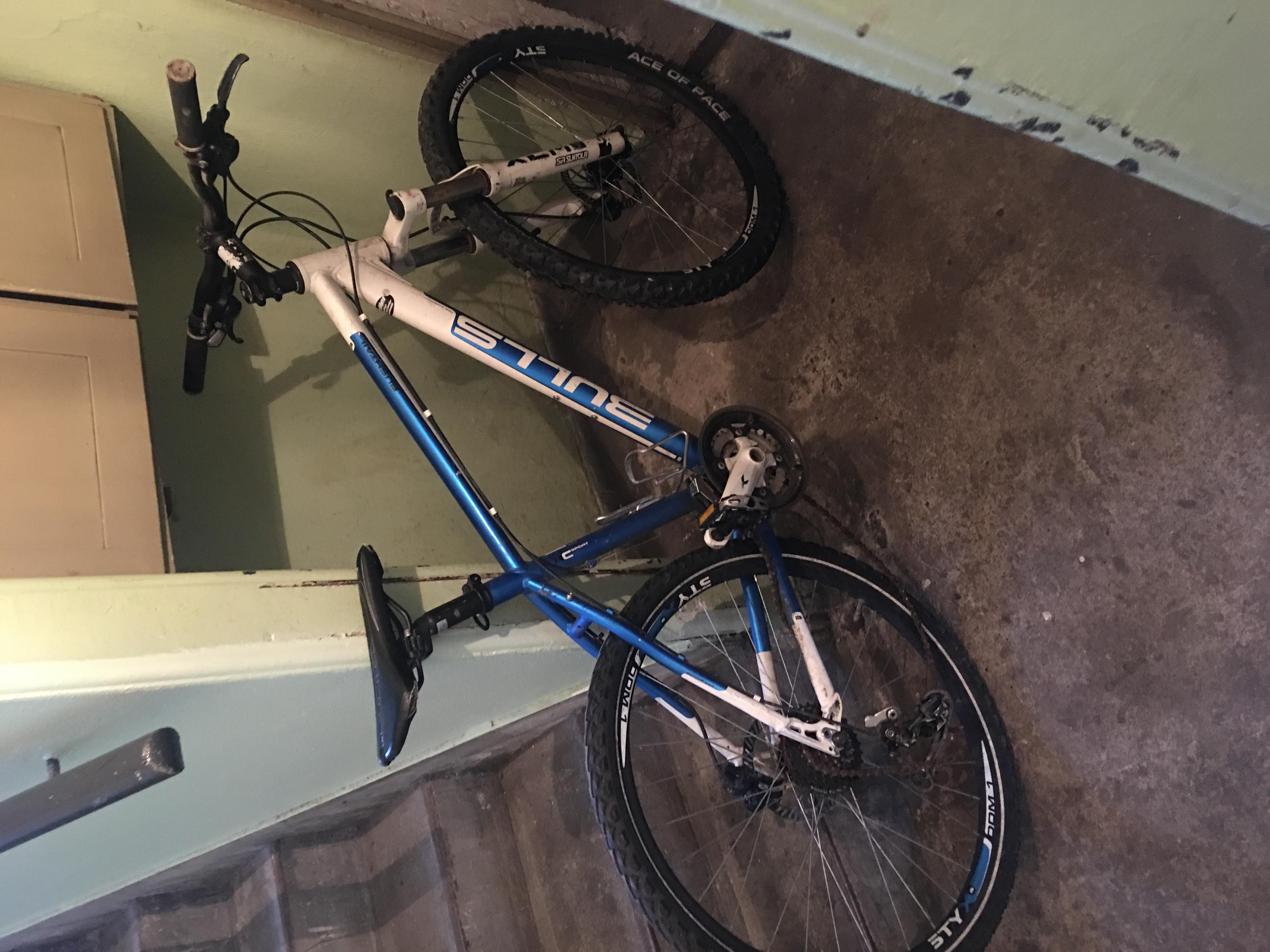 Ich möchte mein Mountainbike (MTB) lackieren nur welche empfehlt ihr ...