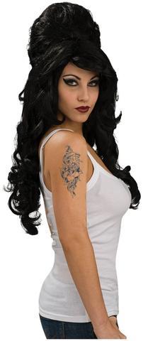 Amy Winehouse Perücke  - (Erfahrungen, Perücke, amy winehouse)