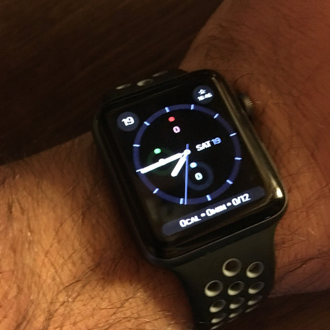 Apple Watch 2 Nike Edition - (Apple, joggen, Watch2)