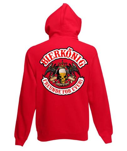 Ich möchte T Shirts und Hoodies, mit dem Aufdruck Bierkönig