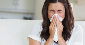 Ich Niese etwa 300 mal am Tag habe ich eine allergie