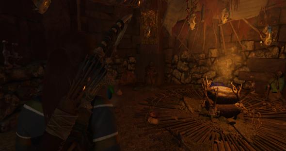 Ich sehe nicht Pisco in Shadow of the Tomb raider kann mir jemand helfen ?