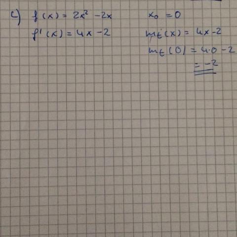 ich sollte die steigung an der stelle x0 berechnen mathe. Black Bedroom Furniture Sets. Home Design Ideas