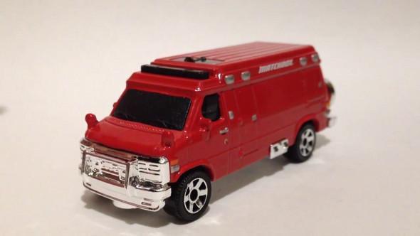 Ich Suche Das Auto In Echt Der Heißt Custom 95 Chevy Van Als