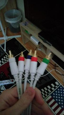 Commpontente Kabel von der Wii - (Computer, Technik, Kabel)
