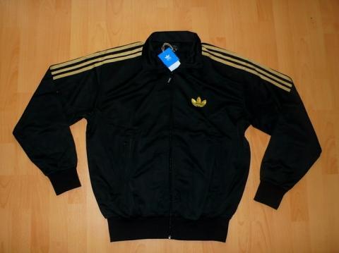 So sieht die Jacke aus - (Mode, Kleidung, adidas)