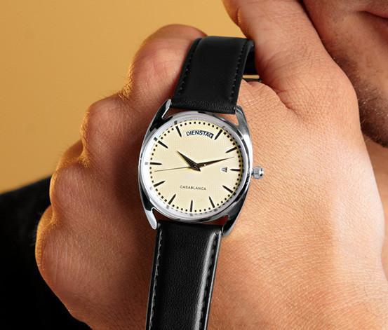 Armbanduhr Casablanca Tchibo - (kaufen, Uhr)