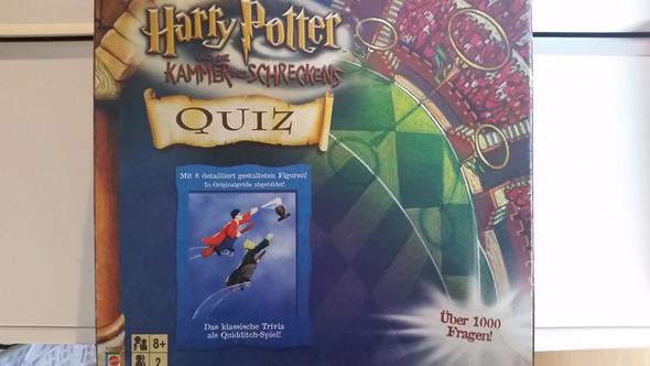 Spiel: - (Spiele, Harry Potter, Spielanleitung)