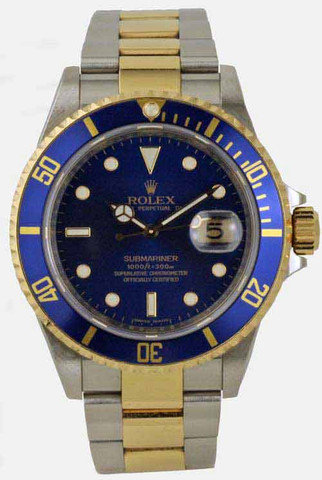Eine Rolex Submariner - (Uhr, Qualität, Fake)