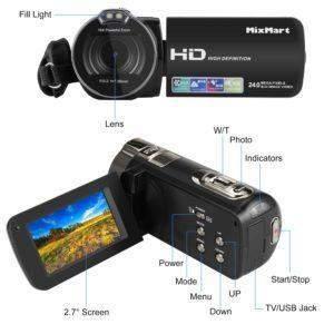 Ich suche einen Camcorder/ Videokamera?