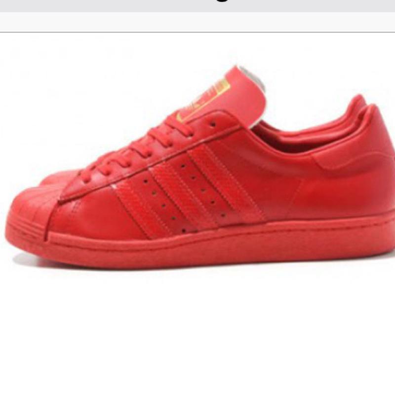 Adidas Rot Schuhe