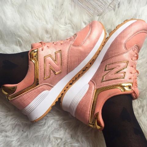 Bitte helft mir, ich möchte die Schuhe so gerne haben. Bitte! - (rot, Gold, Glänzend)